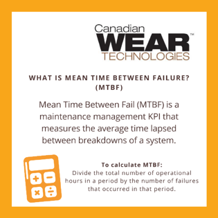 What is mean time between failure? (MTBF)